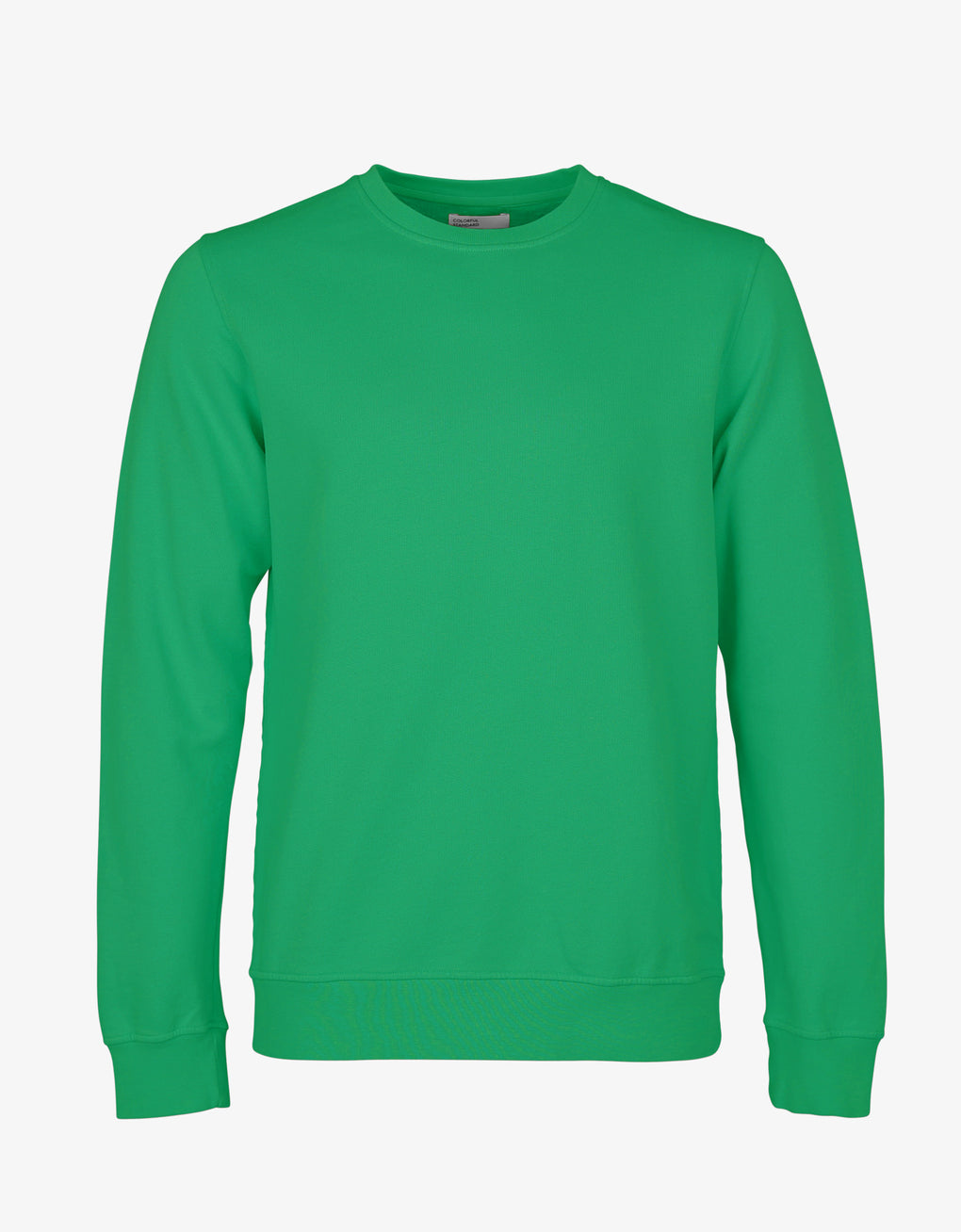 Colorful Standard Classic Organic Crew Crewneck Kelly Green