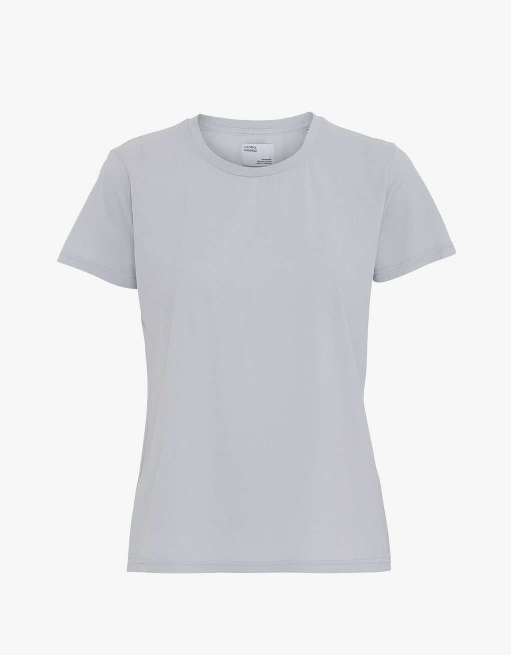 Colorful Standard Women Light Organic Tee Women T-shirt Limestone Grey