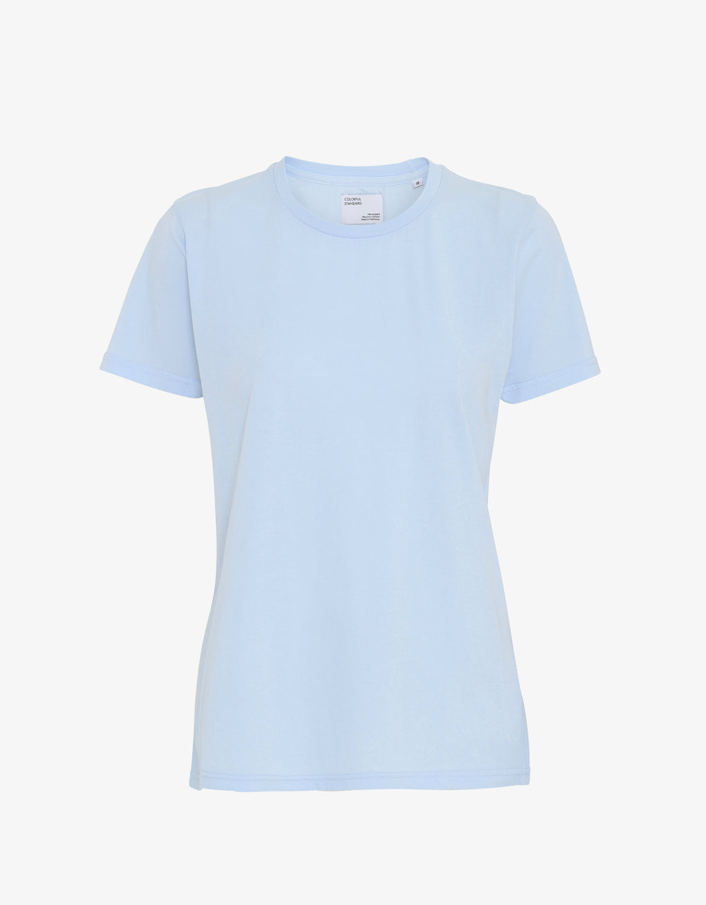 Colorful Standard Women Light Organic Tee Women T-shirt Polar Blue