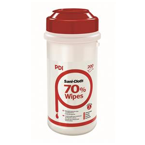 PDI Sani Cloth 70 Alcohol   (200)  Wipes
