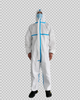 Medical Disposable Protective Apparel (non - sterile) PPE