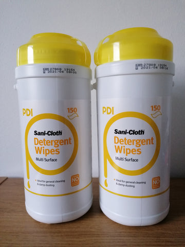 PDI DETERGENT WIPES