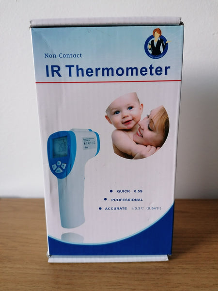 IR THERMOMETER (FOREHEAD)