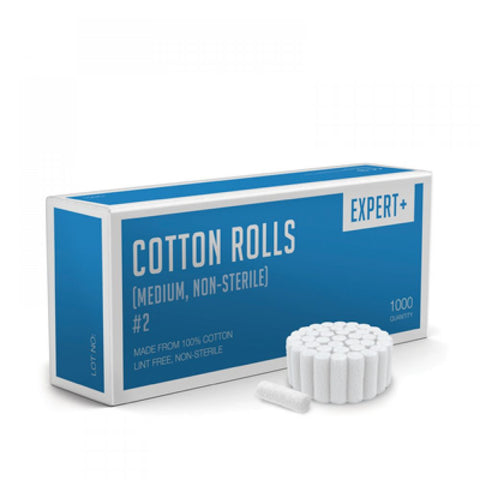 VERIFY+ Cotton wool rolls
