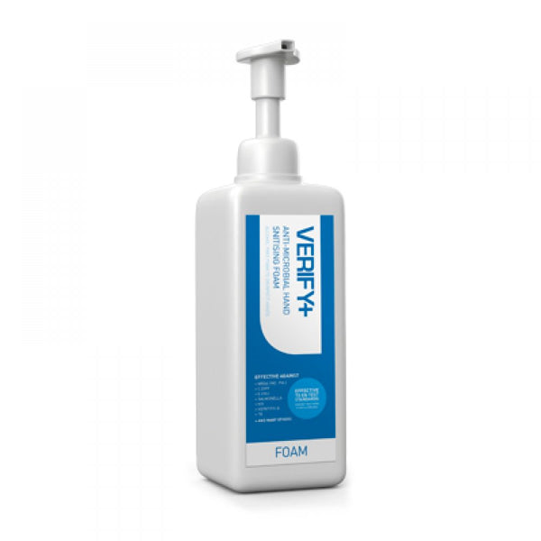 VERIFY+ Anti-Microbial Hand Sanitising Foam