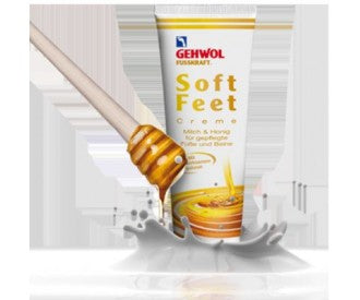 Gehwol Soft Feet Cream with Milk & Honey