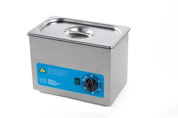 Walkers Ultrasonic Cleaner QC