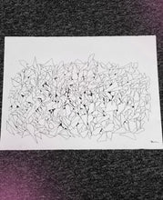 Load image into Gallery viewer, ADO DRAWING No 21 // A2 INK DRAWING // LARGE ORIGINAL