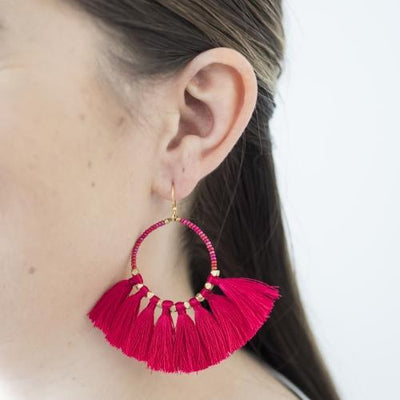 The Dreamer Earring, Carousel - Aid Through Trade - origintraders