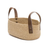 Jute Table Basket - Oval - Matr Boomie (Basket) - origintraders