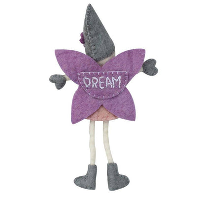 Cream Tooth Fairy with Hat - Global Groove - origintraders