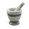 Handcrafted Marble Pestle & Mortar - origintraders