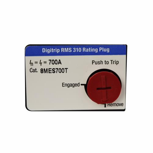 8MES400T - Cutler-Hammer 400 Amp Circuit Breaker Rating Plug