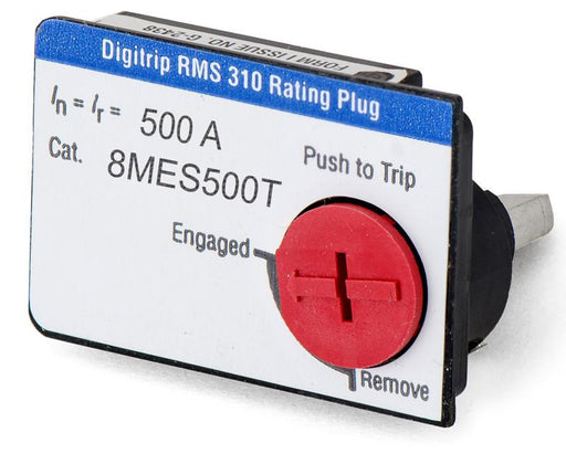 8MES500T - Cutler-Hammer 500 Amp Circuit Breaker Rating Plug