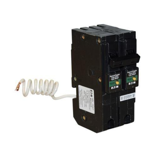 BRL220CAF - Eaton Cutler-Hammer 20 Amp Double Pole Combination AFCI Circuit Breaker