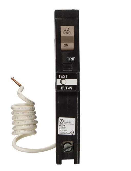 CHFGFT130 - Eaton Cutler-Hammer 30 Amp 1 Pole 120 Volt Plug-In Circuit Breaker
