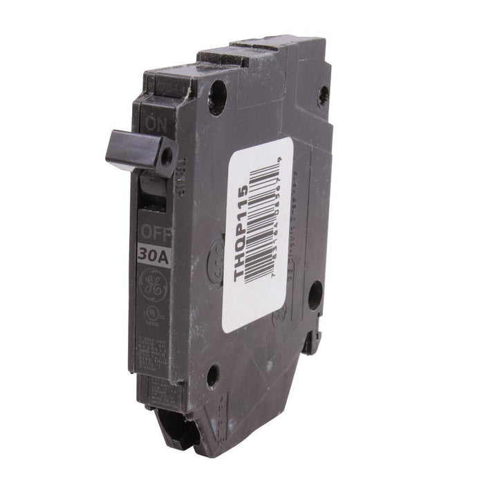 "THQP130 - GE 30 Amp Single Pole 1/2"" Circuit Breaker"