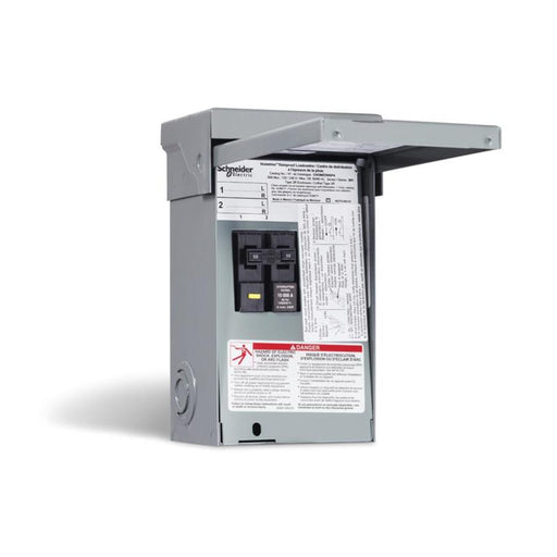 CHOME250SPA Homeline Spa/Hot Tub Outdoor Panel with 50A GFCI breaker