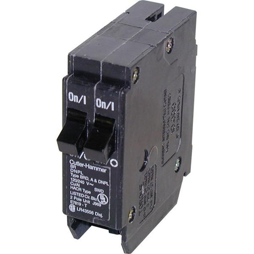 DNPL1530 - Cutler-Hammer Twin Two 15/30 Amp Single Pole Circuit Breaker