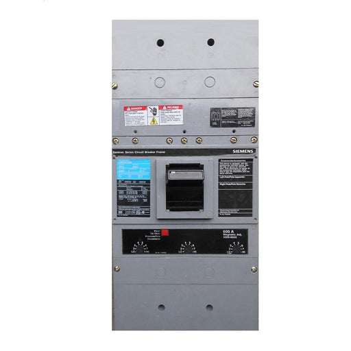 LMXD63A800 - Siemens 800 Amp 3 Pole 600 Volt Molded Case Circuit Breaker Trip Unit