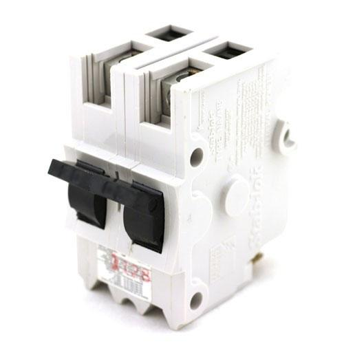 NA215 - Federal Pioneer 15 Amp Double Pole Circuit Breaker