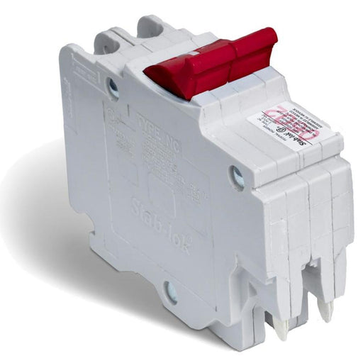 NC0220 - Federal Pioneer 20 Amp Double Pole Circuit Breaker