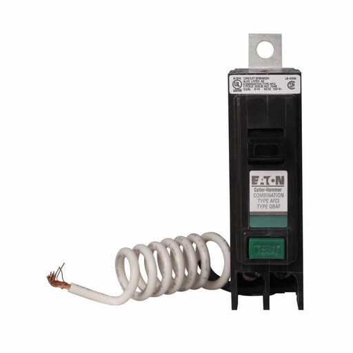 QBCAF1015 - Cutler-Hammer 15 Amp Single Pole Combination Arc Fault Circuit Breaker
