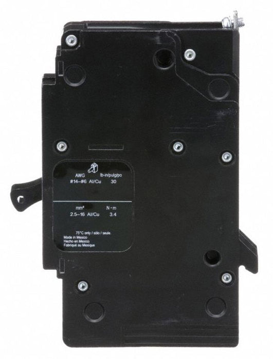EDB16035 - Square D 35 Amp 1 Pole 600 Volt Bolt-On Molded Case Circuit Breaker