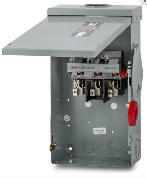 THN3363R - GE Heavy Duty Safety Switch