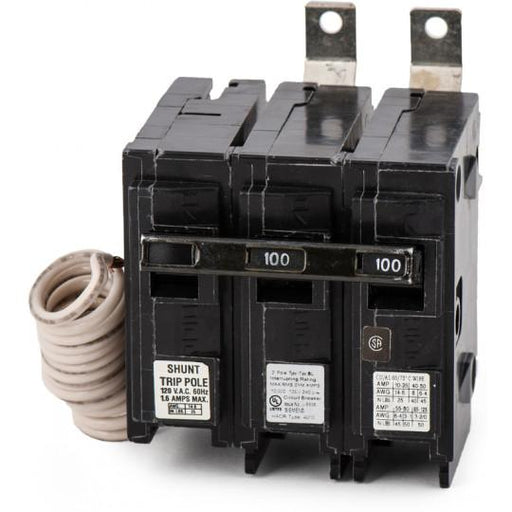 B210000S01 - Siemens 100 Amp 2 Pole 120 Volt Molded Case Circuit Breaker