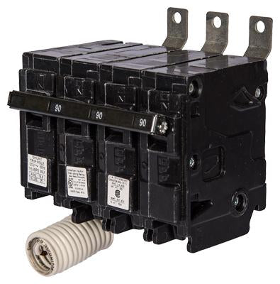 B310000S01 - Siemens 100 Amp 3 Pole 240 Volt Molded Case Circuit Breaker