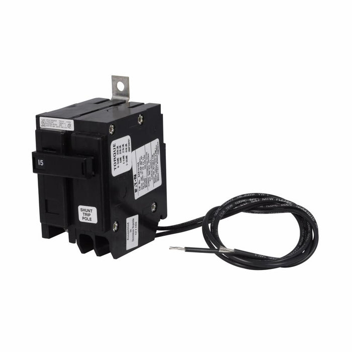 BAB1015S - Cutler-Hammer 15 Amp 3 Pole 240 Volt Bolt-On Molded Case Circuit Breaker