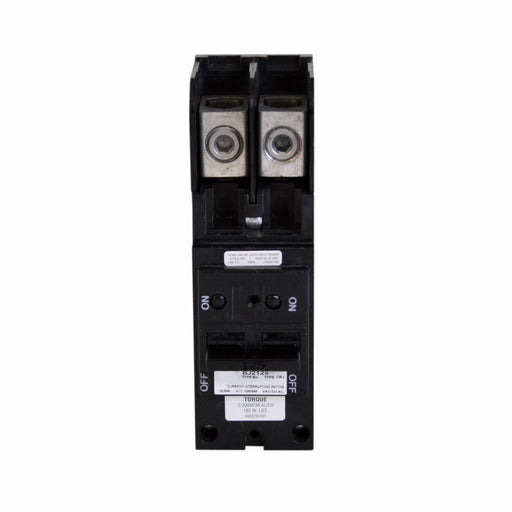 BJ2125 - Cutler-Hammer 125 Amp 2 Pole 240 Volt Plug-on Circuit Breaker