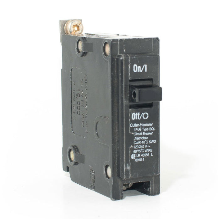 BQL40 - Culter-Hammer Bolt-On 40 Amp Single Pole Circuit Breaker