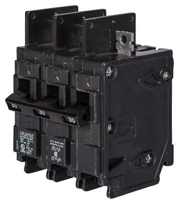 BQ3B035H - Siemens 35 Amp 3 Pole 240 Volt Bolt-On Molded Case Circuit Breaker