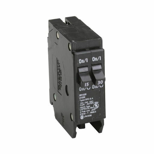 BR1530 - Eaton Cutler-Hammer 30 Amp 1 Pole 240 Volt Plug-On Molded Case Circuit Breaker