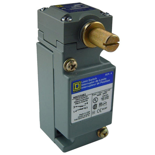 9007C54B2 - Square D 1 Pole Limit Switch