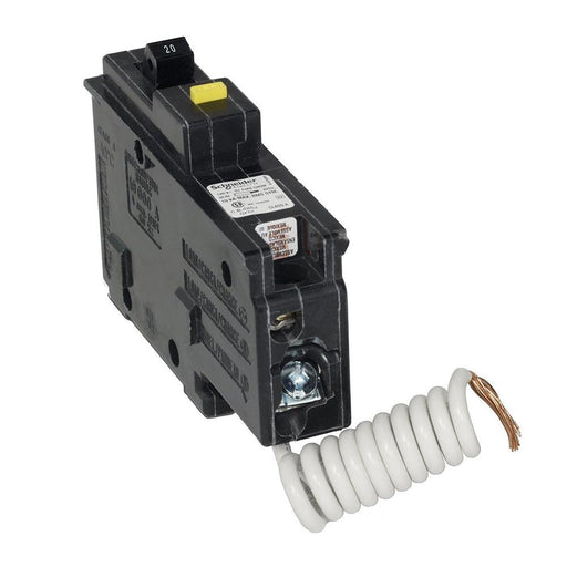 CHOM120GFI - HomeLine 15 Amp 1 Pole 120 Volt Plug-In Circuit Breaker