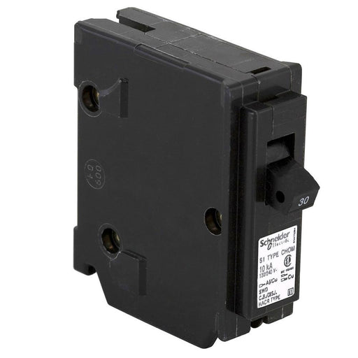 CHOM130 - HomeLine 30 Amp 1 Pole 120 Volt Plug-In Circuit Breaker