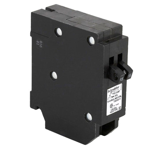 CHOMT1515 - HomeLine 15 Amp 1 Pole 240 Volt Plug-In Circuit Breaker