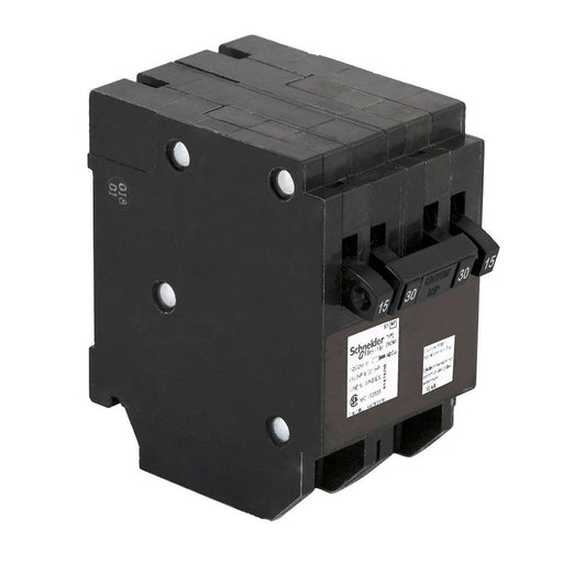 CHOMT1515230 - HomeLine 15 Amp 2 Pole 240 Volt Plug-In Circuit Breaker