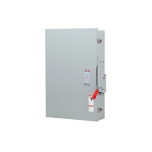 HNF366RA - Siemens 600 Amp 3 Pole 600 Volt Heavy Duty Safety Switch