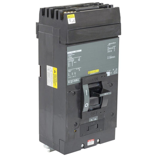 LH36200 - Square D 200 Amp 3 Pole 600 Volt Molded Case Circuit Breaker