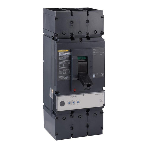 LJL36400U33X - Square D 400 Amp 3 Pole 600 Volt Molded Case Circuit Breaker