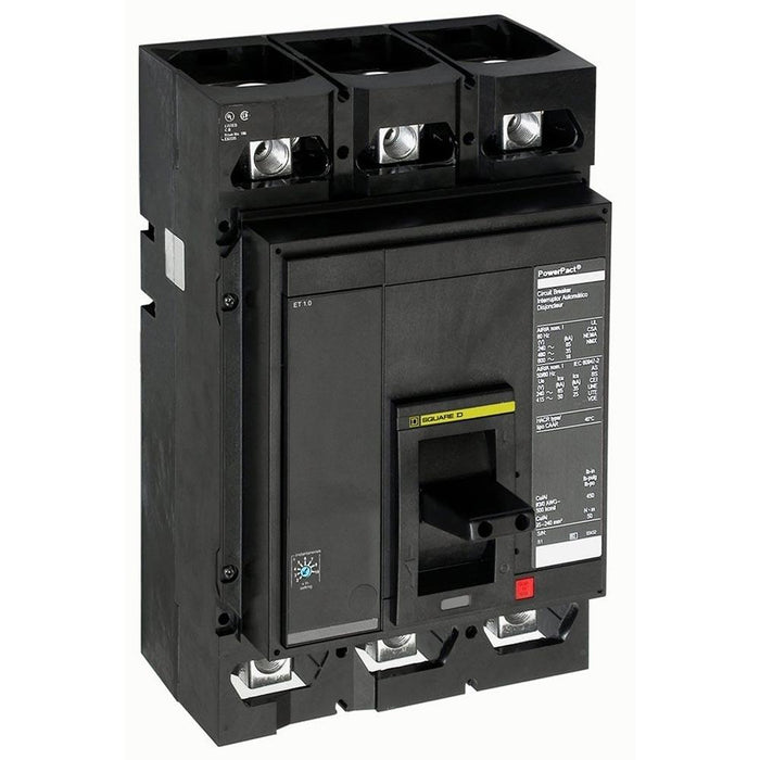 MJL36300 - Square D 300 Amp 3 Pole 600 Volt Molded Case Circuit Breaker