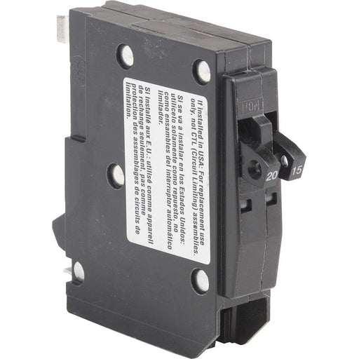 QO2015 - Square D 15 Amp 1 Pole 120 Volt Miniature Circuit Breaker