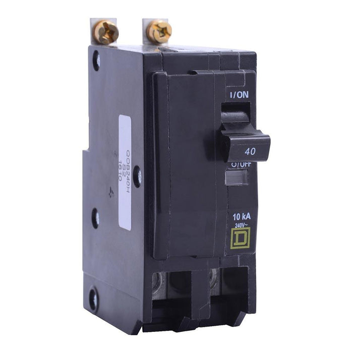 QOB250VH - Square D 50 Amp 2 Pole 120 Volt Bolt-On Circuit Breaker
