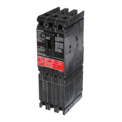 CED63B110 - Siemens 110 Amp 3 Pole 600 Volt Bolt-On Molded Case Circuit Breaker