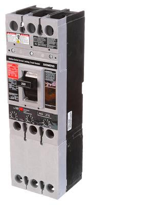 CFD63B250 - Siemens 250 Amp 3 Pole 600 Volt Bolt-On Molded Case Circuit Breaker