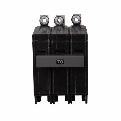 CHB370 - Eaton Cutler-Hammer 70 Amp 3 Pole 240 Volt Bolt-On Circuit Breaker